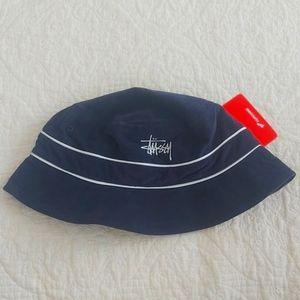 Corduroy bucket hat stussy